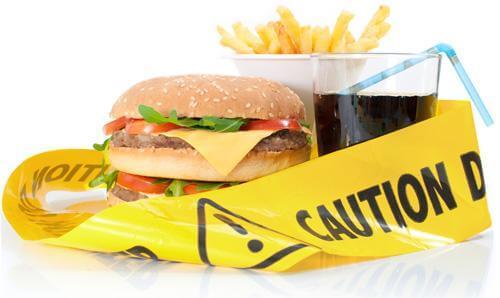 junk food kidney disease
