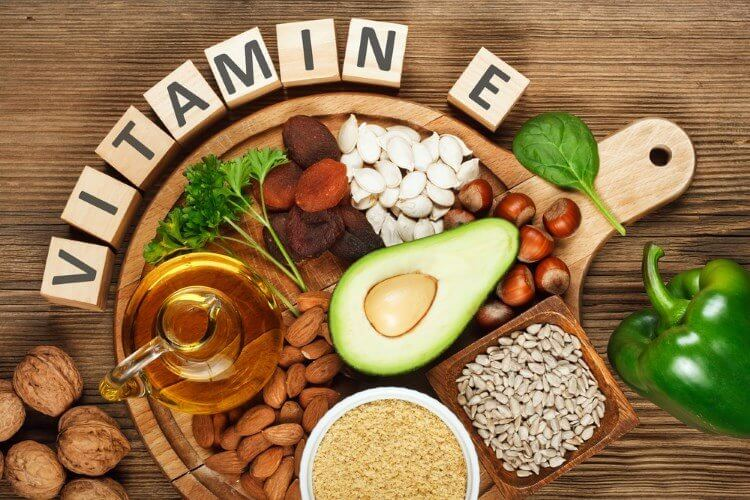 vitamin e and ckd