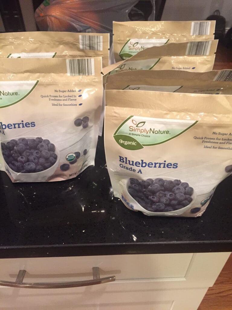 ckd diet blueberries