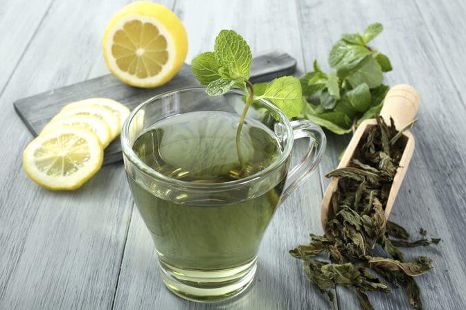 ckd green tea