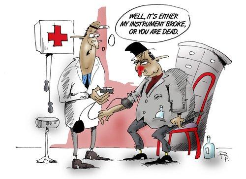low blood pressure kidneys