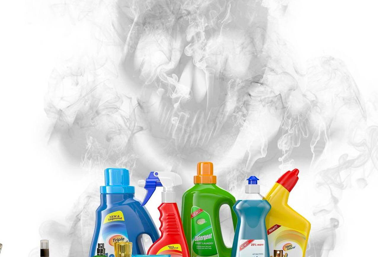 What Household Cleaners Are Secretly Killing Your Kidneys? Find Out…