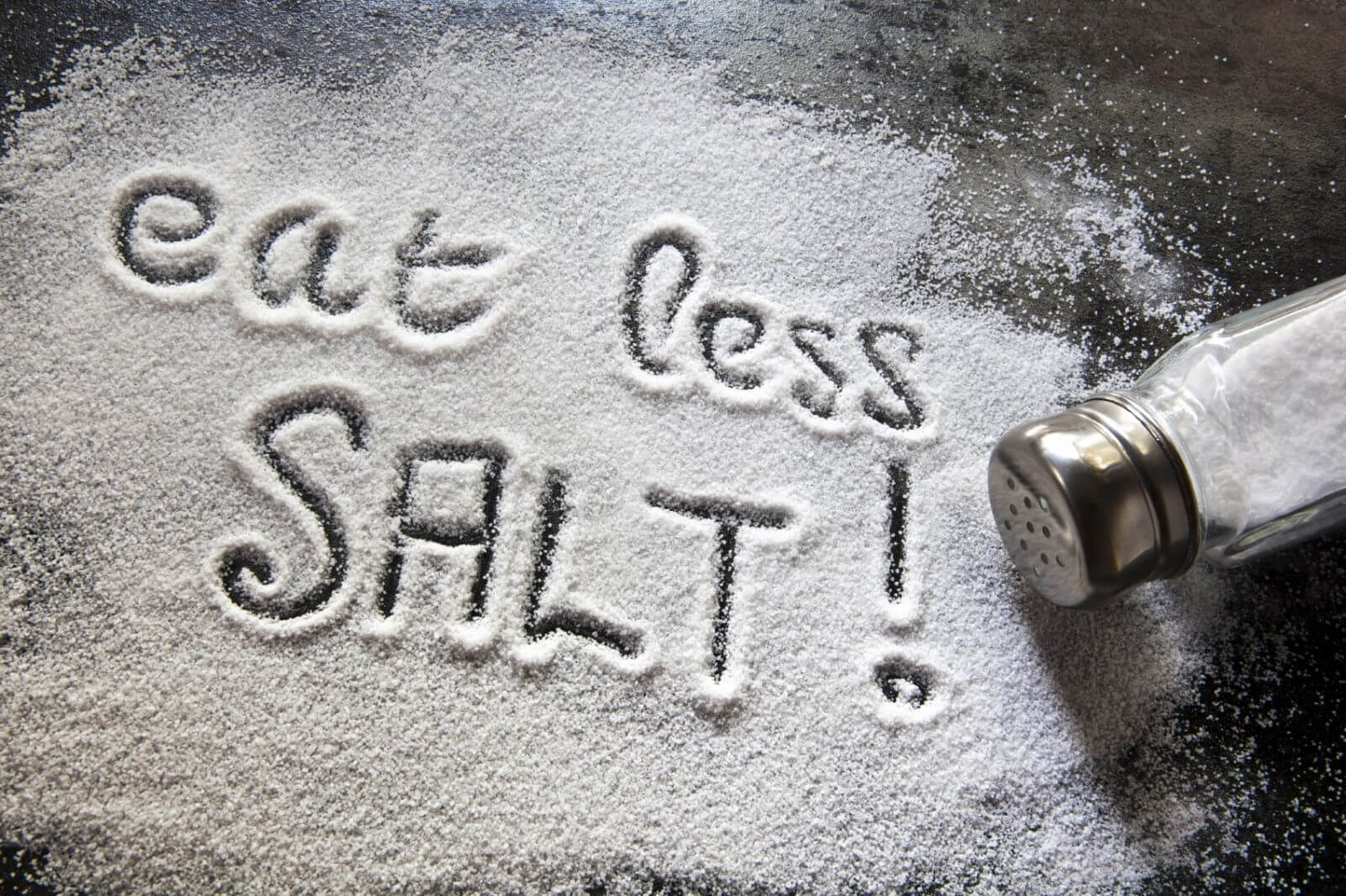 Salt Is Suicide For Your Kidneys, Here Are The Facts!