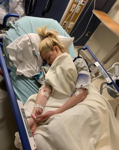 Ashley Martson Of TLC's '90 Day Fiancé Released From Hospital After Kidney Failure