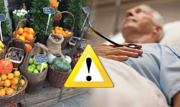 Kidney Disease Patient Paralyzed By Eating Too Much…Fruit?!