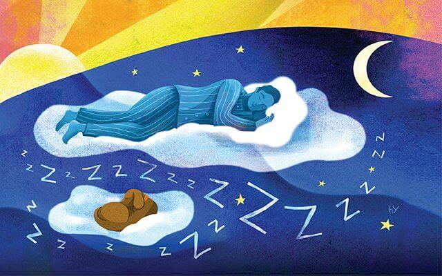 Getting Sleep Apnea Under Control Can Slow Down Kidney Disease's Progression