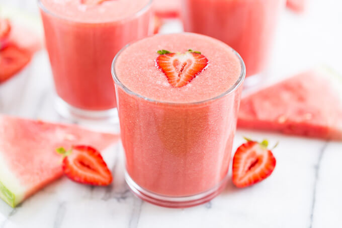 As Summer Approaches, We Urge You To Try This Kidney Friendly, Delicious Smoothie!