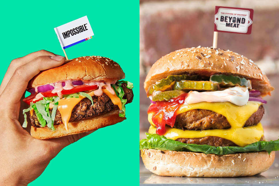 Can Meat Substitutes Like The Beyond and Impossible Burgers Fit Into A CKD Diet Plan?