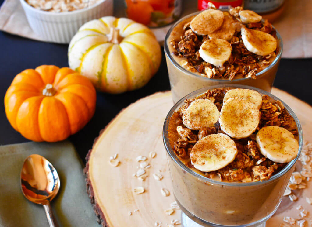 The Perfect Smoothie to Start Your Fall: Pumpkin & Banana for Kidney Health